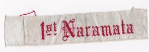 1 Naramata badge
