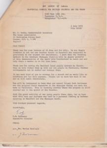 Halcrow letter 3