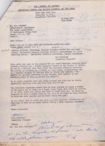 Halcrow letter 4