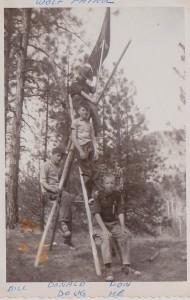 Scout construction